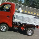 Tata Ace Zip LHD spied with new cargo bay side 2