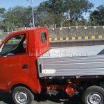Tata Ace Zip LHD spied with new cargo bay side