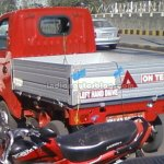Tata Ace Zip LHD spied with new cargo bay
