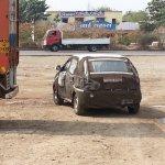 Tata Bolt rear full spyshot