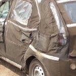 Tata Bolt rear side spyshot