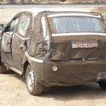 Tata Bolt rear spyshot
