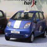 Tata Nano Twist 9 Balls front quarter