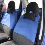 Tata Nano Twist 9 Balls front seats