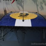Tata Nano Twist 9 Balls roof