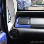Tata Nano Twist 9 Balls speaker bezel front blue