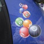 Tata Nano Twist 9 Balls sticker (2)