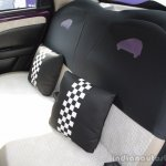 Tata Nano Twist Racing cushions