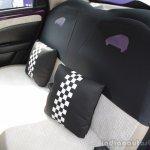 Tata Nano Twist Racing cushions