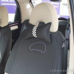Tata Nano Twist Racing front seats