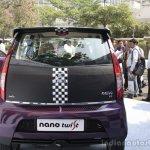 Tata Nano Twist Racing rear