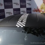 Tata Nano Twist Racing roof
