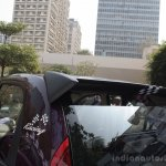 Tata Nano Twist Racing spoiler