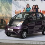 Tata Nano Twist Retro front quarter