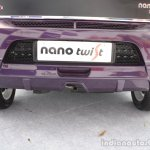 Tata Nano Twist Retro rear body kit