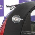 Tata Nano Twist Retro sticker