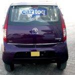 Tata Nano Twist Spied rear