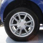 Tata Nano Twist alloy wheels