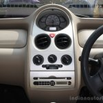 Tata Nano Twist center console