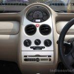 Tata Nano Twist center console
