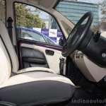 Tata Nano Twist front interior seats