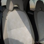 Tata Nano Twist front seats