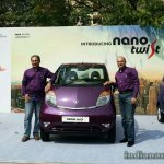 Tata Nano Twist launched live image