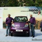 Tata Nano Twist launched live image