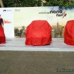 Tata Nano Twist teaser shot