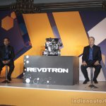 Tata Revotron engine with Tim Leverton Ranjit Yadav