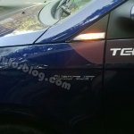 Tata Vista Tech badge spyshot