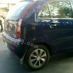 Tata Vista Tech rear three quarters spyshot