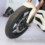 Terra Kiwami front wheel