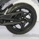 Terra Kiwami rear wheel