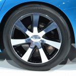 Toyota FCV Concept wheel design at NAIAS 2014