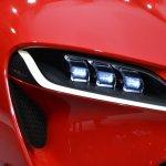 Toyota FT-1 daytime running lights at NAIAS 2014