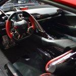 Toyota FT-1 interior NAIAS 2014