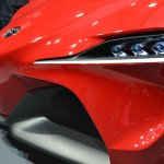 Toyota FT-1 nose at NAIAS 2014