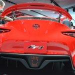Toyota FT-1 rear NAIAS 2014