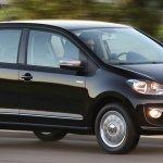 Volkswagen Up Brazil 2014 black