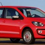 Volkswagen Up Brazil 2014  red