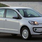 Volkswagen Up Brazil 2014  white