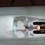 Volvo Concept XC Coupe interior at NAIAS 2014