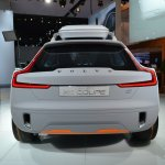 Volvo Concept XC Coupe rear view at NAIAS 2014