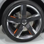 Volvo Concept XC Coupe wheel at NAIAS 2014