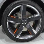 Volvo Concept XC Coupe wheel at NAIAS 2014