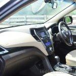 2013 Hyundai Santa Fe Review cabin quality