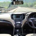 2013 Hyundai Santa Fe Review interior