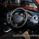 2014 Ford Figo dashboard driver side at 2014 Auto Expo