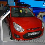 2014 Ford Figo front three quarters left at 2014 Auto Expo